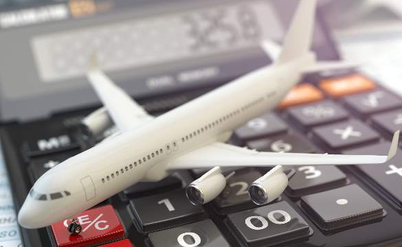 International and Domestic Airfares